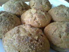 Hasta la Kocina y Más Allá: Muffins de Manzana y Canela
