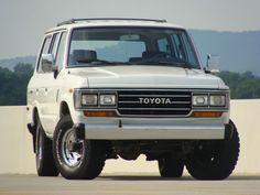 Toyota : Land Cruiser FJ62 | 1989