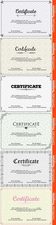 free printable certificates Certificate of Appreciation - First Aid Certificate Template