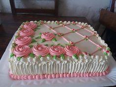 Super Cupcakes Decoration Ideas Fondant Frosting Tips Ideas Cake Icing, Buttercream Cake, Cupcake Cakes, Cake Decorating Techniques, Cake Decorating Tips, Amazing Cakes, Beautiful Cakes, Chocolate Cupcakes Decoration, Sheet Cake Designs