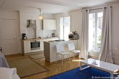 BYP-134 - Furnished 1 bedroom apartment for rent , 56 m² Rue des Martyrs, Paris 9, 1800 €/M - 815 €/W