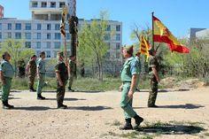 La Hermandad de Antiguos Caballeros Legionarios de Barcelona