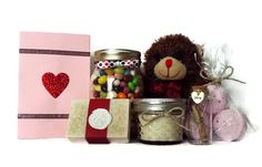 Mothers Day Love Gift Gift Box Handmade Homemade by Zedezign