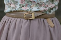 cute muted colors