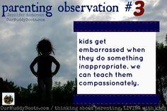 Parenting Observation #3