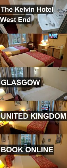 The Kelvin Hotel West End in Glasgow, United Kingdom. For more information, photos, reviews and best prices please follow the link. #UnitedKingdom #Glasgow #travel #vacation #hotel