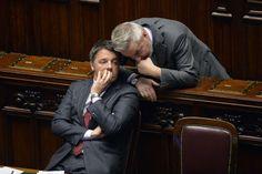 """Renzi insiste: subito al voto. Legge elettorale e la legislatura sono 'game over'. """"E' evidente che questo Parlamento non è in grado di fare una legge elettorale e i 5Stelle sono degli…"""