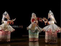 Manipuri dance by Bimbavati Devi Part 3, Invis Multimedia Vasant Ras DVD