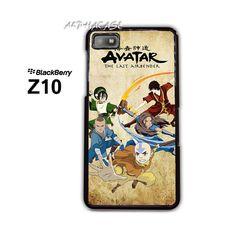 Avatar The Last Airbender BB BlackBerry Z10 Z 10 Hard Case