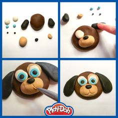 Mold your own Play-Doh best friend!