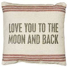 I want one that says love you past the Heavens and Back. My son tells me this all the time....