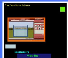 Free Fence Design Software 113541 - The Best Image Search