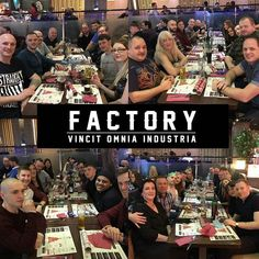 Thanks to everyone who came to the club Christmas meal on Saturday night. We had 54 of us at Tops Buffet in Manchester with King Louis (@loofunk) victorious in eating the most for the second year running. Extra thanks go out to Cat for all the help organising it. #BJJ #FactoryBJJ #BJJinManchester