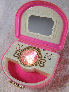Bandai Sailor Moon Moon Rainbow Music Box / 1992 by jpmslcom, $619.80