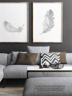Decorando con plumas (artistas, diy y cosas bonitas) · Decorating with feathers (artists, diy and beautiful little things)