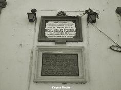 Casa donde durmio el cura Miguel Hidalgo y Costilla en Cuquio Jalisco Mexico