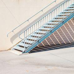 Architecture Details, Interior Architecture, Matthieu Venot, Staircase Handrail, Railings, Stairways, Terrace, Pergola, Patio