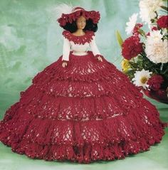Google Image Result for http://i.ebayimg.com/t/Crochet-Barbie-Gown-Party-Dress-Fashion-Doll-Patterns-/00/s/NDA1WDQwMA%3D%3D/%24(KGrHqZ,!oIE-upG41)NBPuZ7RrS2g~~60_35.JPG