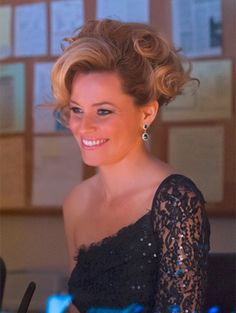 2. Elizabeth Banks Wasn't Supposed to Be In the Movie