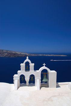 Oia - Santorini - Greece by Giuseppe Finocchiaro,