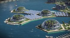 As Climate Change Accelerates, Floating Cities Look Like Less of a Pipe Dream - NYTimes.com