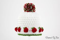 Fiber Flux: Strawberries! 12 Fabulous and Free Crochet Patterns...