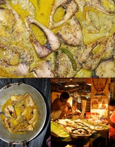 """Hilsa or Ilish Maach. More on the blog post about """"Authentic Bengali Cuisine"""". #Bengali #Fish"""