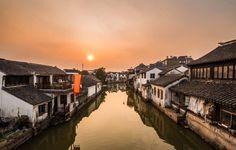 美しい!知られざる水の都・江蘇省のオススメ水辺の景色8選 4枚目の画像