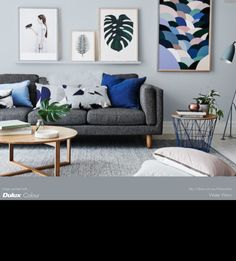 Water Worn paint. I just found my perfect #DuluxColour. Discover yours with the Dulux Colour App
