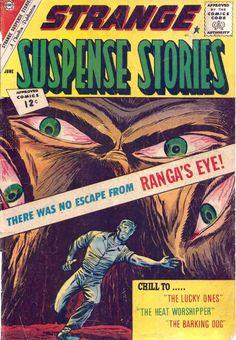 Strange Suspense Stories #59