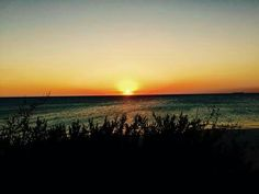Sunset @Bahia de Las Águilas