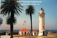 Point Vincente Lighthouse