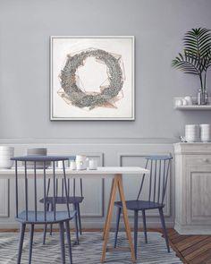 Wreath - original art for sale | online gallery | StateoftheART