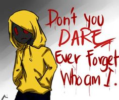 Don't forget my name by servantofpsychotic