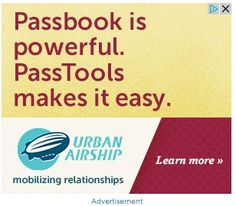 Awesome ad by urban airship