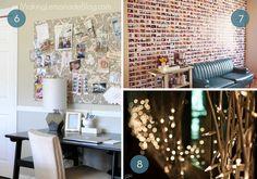 10 DIY Dorm Room Decorating Ideas