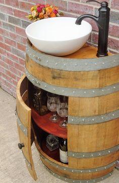 He encontrado este interesante anuncio de Etsy en https://www.etsy.com/es/listing/239029206/combo-vintage-french-wine-barrel