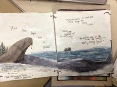 Making Meaning with Handmade Books | SchoolArtsRoom | Art Education Blog for K-12 Art Teachers