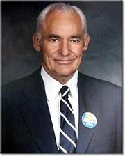Sam Walton / Arkansas Billionaire. Founder of WalMart and a humble man with a dream and a plan.  Born in Kingfisher, OK 3-29-1918. Died Little Rock, AR 4-5-1992