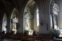 Les chapelles latérales de la Cathédrale de Blois