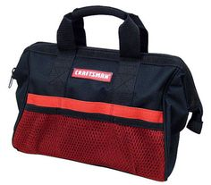 Kmart: Craftsman 13 in. Tool Bag $3.49 + Free In Store Pick Up! - http://www.swaggrabber.com/?p=281721