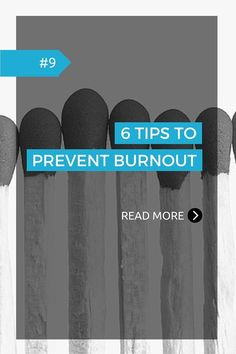 ccaeddc986 Starting a business can take a toll. Here are 6 tips to prevent burnout.