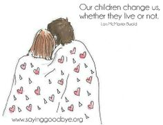 our children change