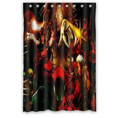 InterestPrint Custom Plaid Bathroom Waterproof Fabric 69x72 Inch Shower Curtain Awesome Products Selected By Anna Churchill