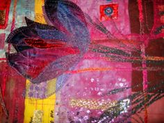 Have you discovered colourful lutradur yet? You can create amazing mixed media textile art and it is perfect for art quilting! Find out more about lutradur fabric http://www.colouricious.com/shop/lutradur-textile-art-artists-design-courses
