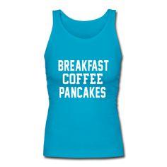 Breakfast Coffee Pancakes