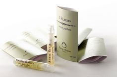Parfums d'Empire sample set
