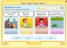 Adverbio   Segundo Y Tercer ciclo primaria (3º - 4º y 5º- 6º) : ejercicios, recursos y actividades y hemos llegado a 1º ESO