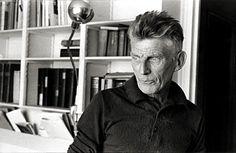 SAMUEL BECKETT - 1964 Washingtonpost.com: Portraits by Henri Cartier-Bresson