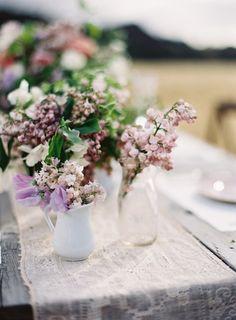Decoração de casamento & Rustica | Casarei
